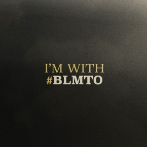 I'm with BLMTO